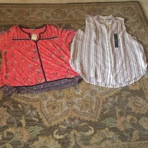 NWT Lucky Brand 2X bundle